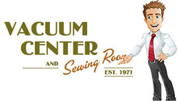 Vacuum Center and Sewing Room